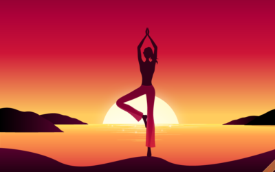 Destinee's yoga-girl-by-sunset-loadout-room