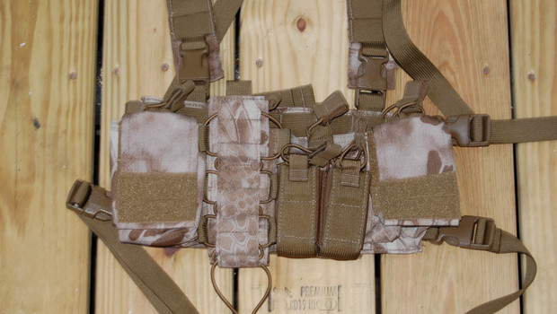 Haley Strategic Partner's D3 Chest Rig