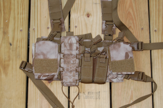 Haley Strategic Partner D3 Chest Rig