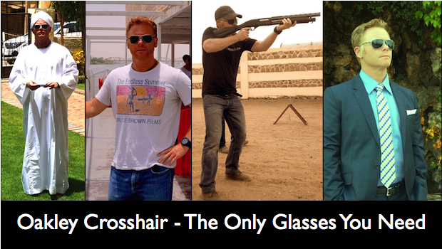 Oakley Crosshairs Review