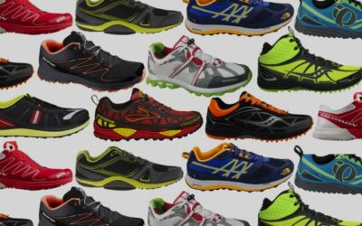 Trail Running: Choosing the Right Footwear