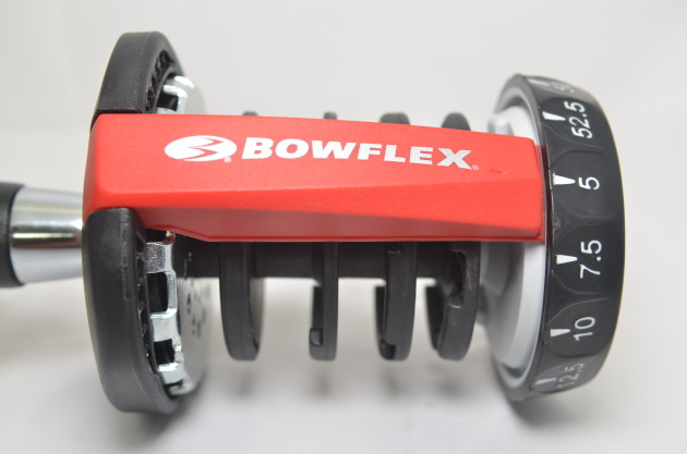 Easy and Adjustable Dumbbells on the Go