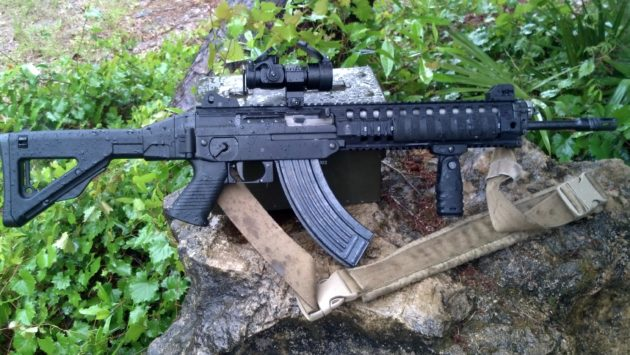SIG SAUER 556R Russian: Review