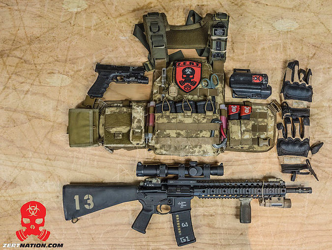 HOW DO I SET UP MY PLATE CARRIER? | The Loadout Room