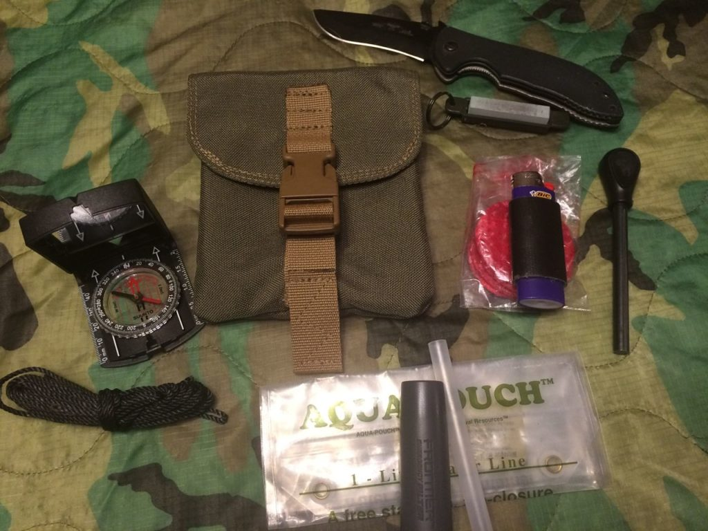 SERE Survival | The Belt Kit