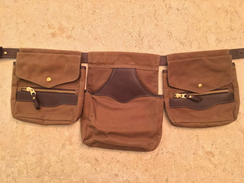 Mission Mercantile Bird Bag Trio And White Wing Label Belt