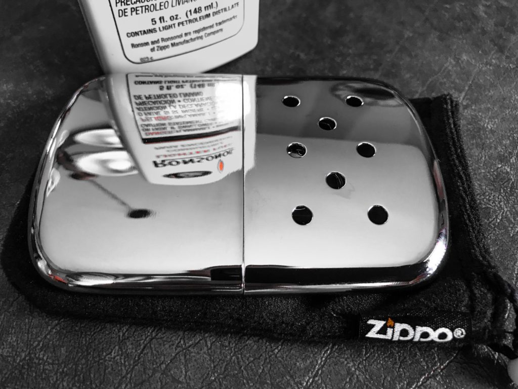 Crate Club Review | Zippo Hand Warmer