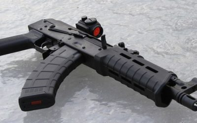 Century Arms Now Shipping Out Its C39v2, RAS47 AK Pistols