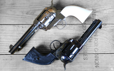 Traditions Frontier Line:1873 Colt Anyone Can Enjoy