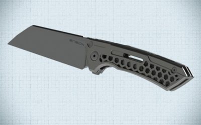 Snecx and Hoback Knives Team-up to Bring Buster to Market