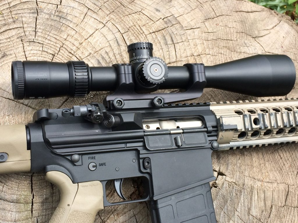 Nikon Black X1000 4-16x Scope | Bringing the Target to You