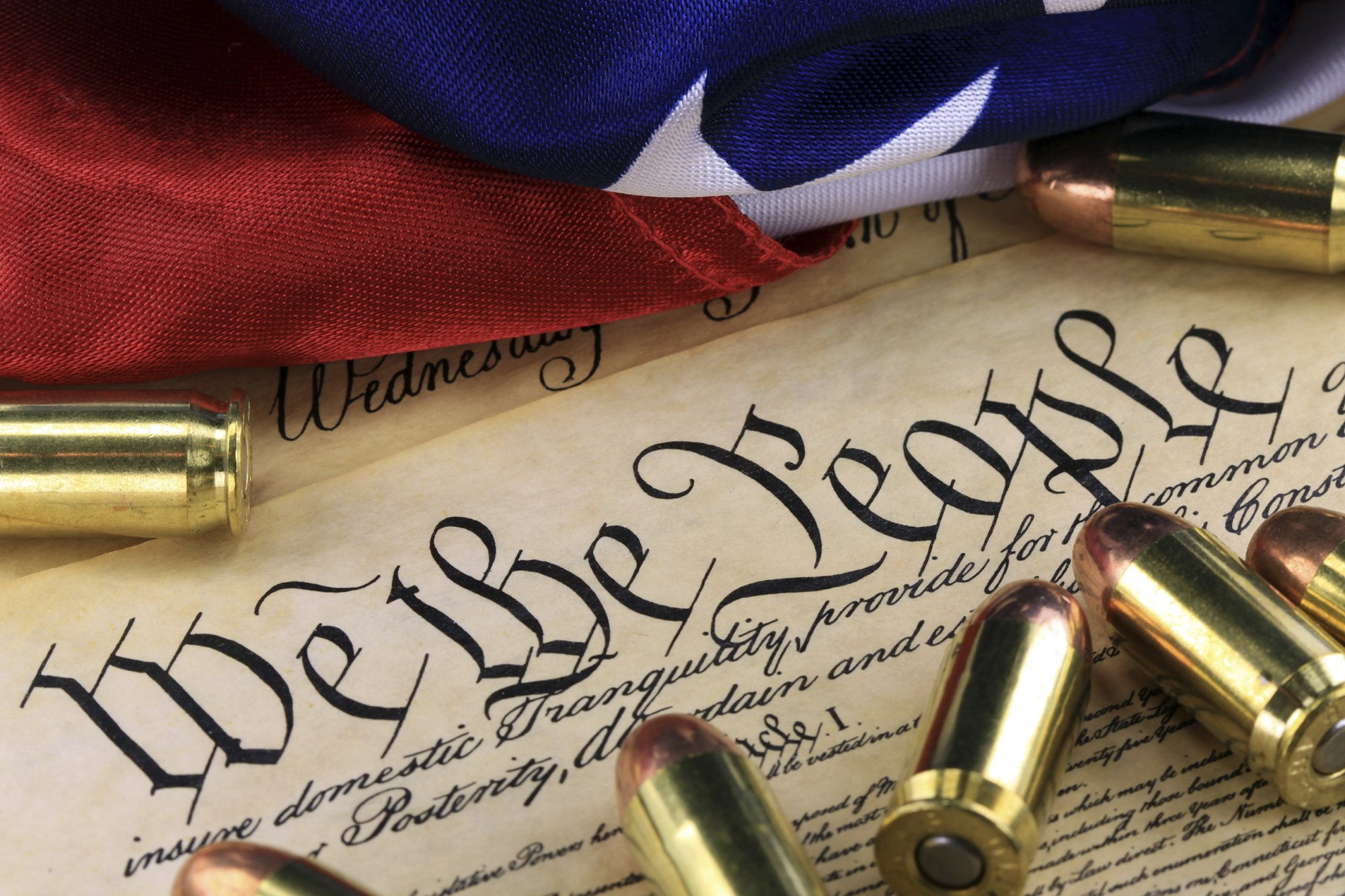 The Constitution The Bill Of Rights And How The Second