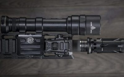 SureFire Releases Closed Tine 5.56 WARCOMP, SFCT Flash Hiders