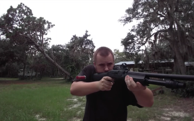 TriStar Tec 12 Shotgun | Pump or Auto? How about both?