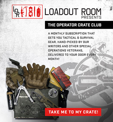 The Operator Crate