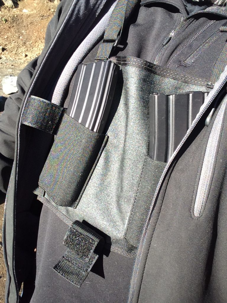 Gadsden Dynamics Triple-G: A compact, inconspicuous rifle mag carrier