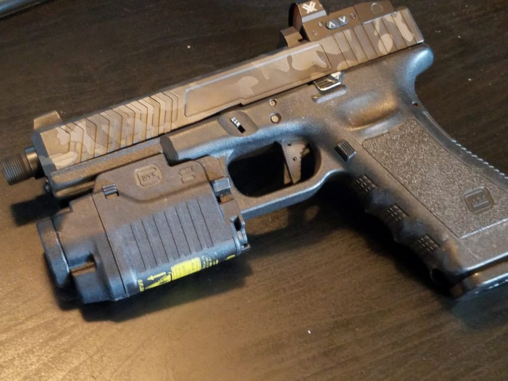 The Loadout Room weighs in on home defense firearms