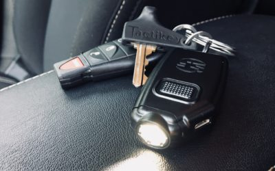 SureFire Sidekick: Ultra-Compact Variable-Output LED Flashlight