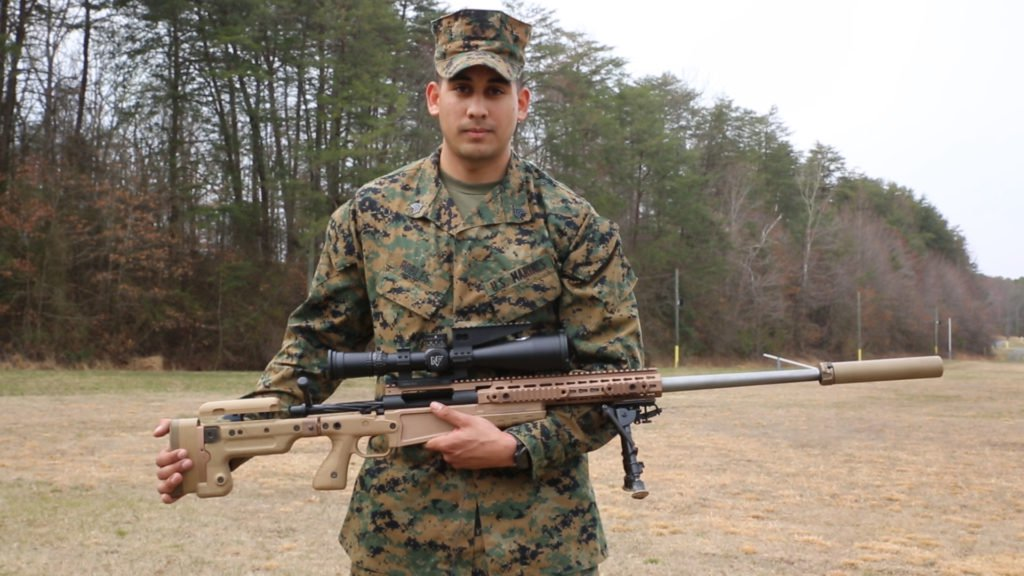 The Marine Corps Upgrades Its Sniper Rifle The Loadout Room