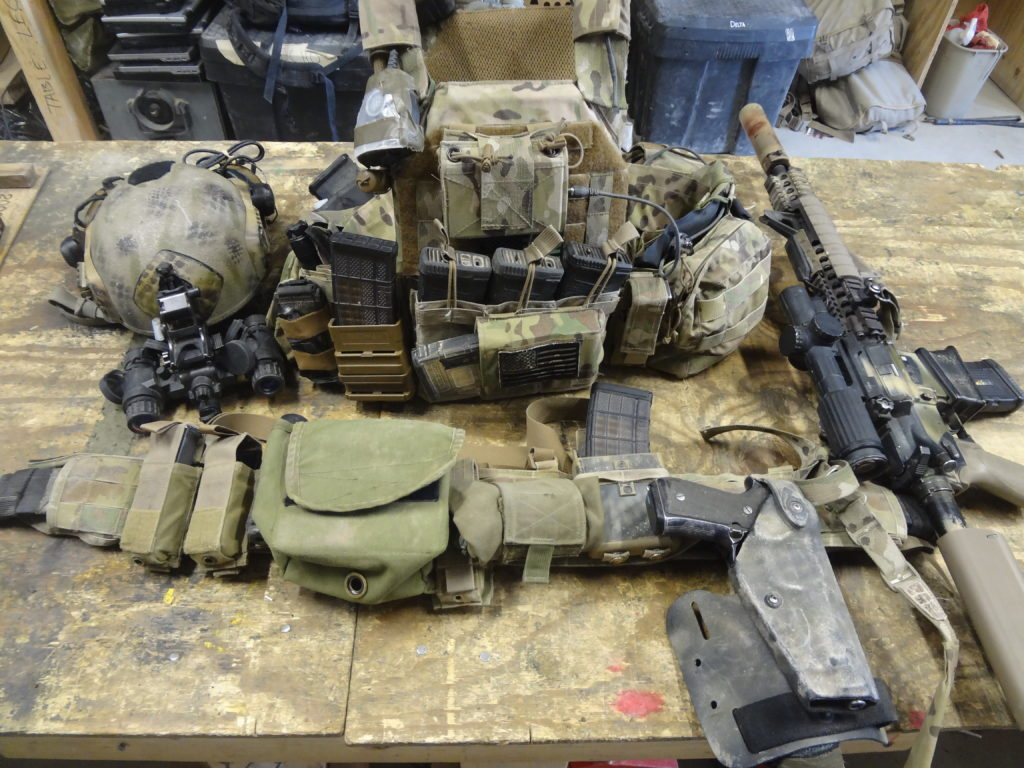 Special Operations Member Jeff Gurwitch Explains Gear