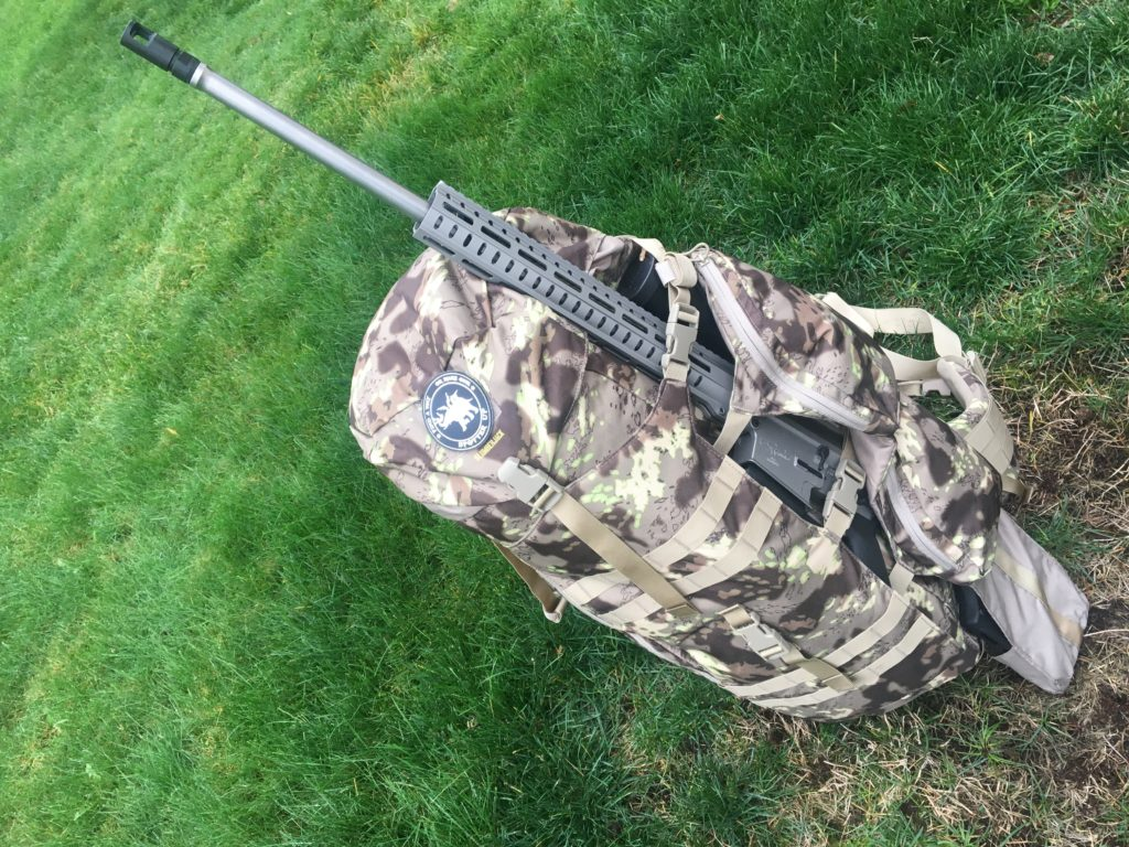 Slumberjack Deadfall 65 Liter Pack: Optimized for Hunting