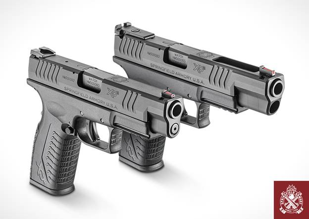 Launch of the Springfield Armory XD(M) 10mm with an Unprecedented 10,000 Round Torture Test