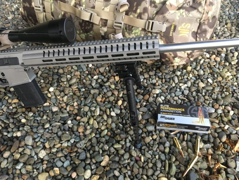 Accuracy Begins with Stability: Skyline Precision Bipod