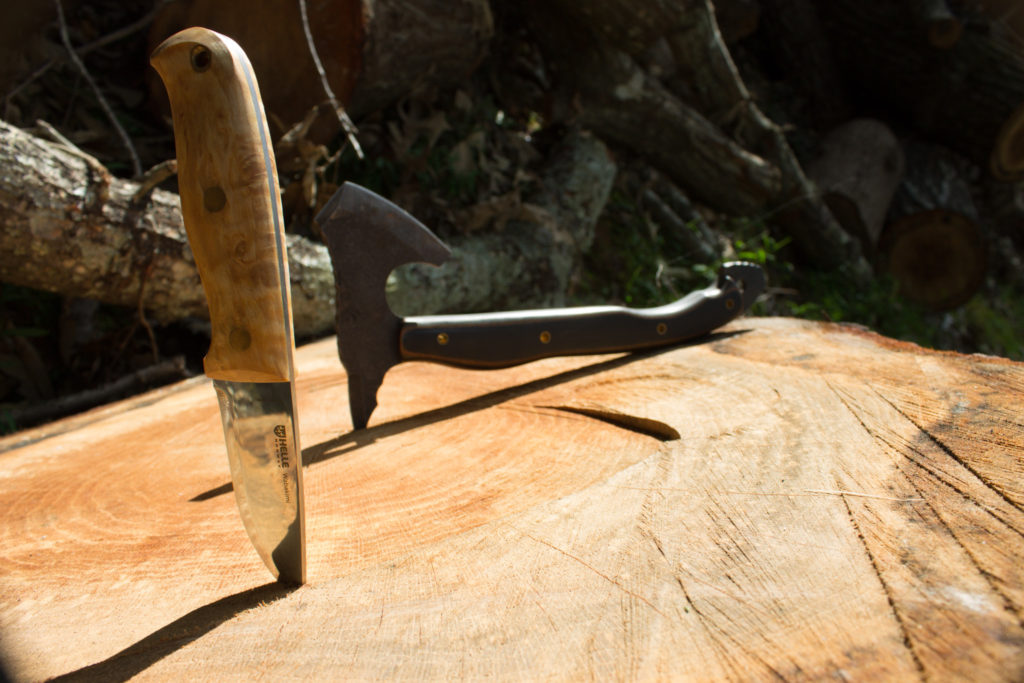 Helle Wabakimi: Designed with Les Stroud