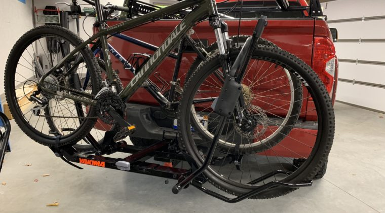 Yakima HoldUp EVO: A bicycle rack built for two | The